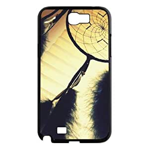 linJUN FENGSunrise Dream Catcher Personalized Cover Case for Samsung Galaxy Note 2 N7100,customized phone case ygtg534779