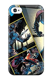High Impact Dirt/shock Proof Case Cover For Iphone 4/4s (nightwing)