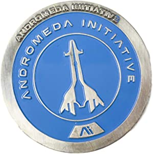Loot Crate Mass Effect Andromeda Challenge Collector's Coin