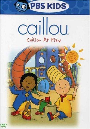 Caillou:  Caillou at Play