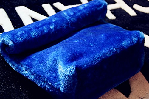 blu Zarapack Senza Borsetta Manici Donna wnnBIf61qW