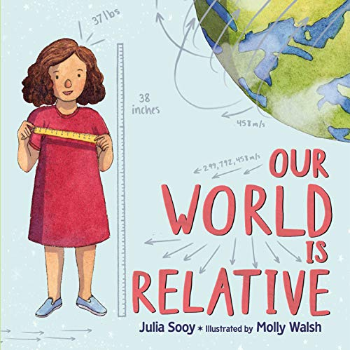 Book Cover: Our World Is Relative