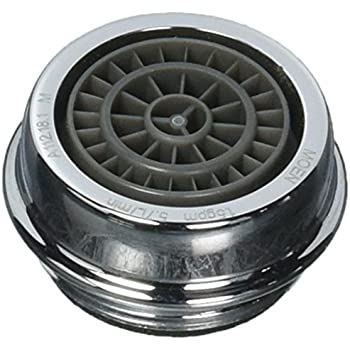 Moen 101013 Replacement Male Threaded Faucet Aerator 1 5