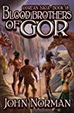 Blood Brothers of Gor (Gorean Saga)
