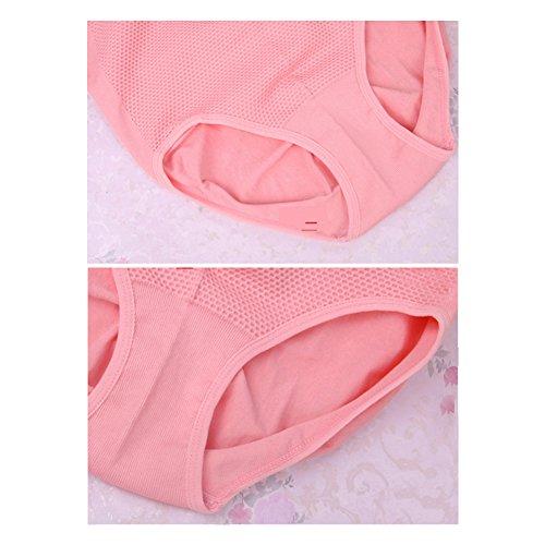 Surker de las mujeres alta cintura cuerpo Escultura Slip Color piel (nude)
