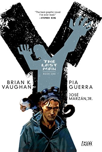 y the last man book 1 - 1