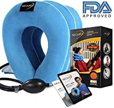 top 10 best neck traction devices stretchers reviews in 2019