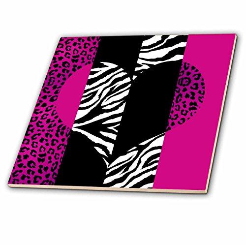 zebra bathroom tray - 7