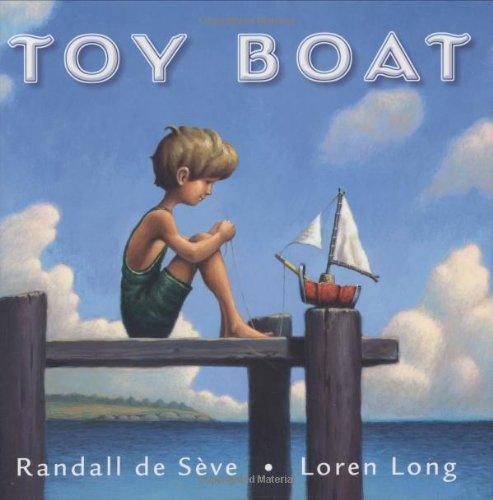 Toy Boat Loren Long product image