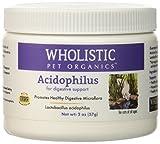 Wholistic Pet Organics Feline Acidophilus Supplement, 2 oz