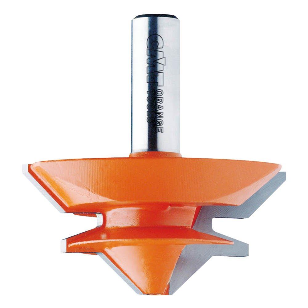 CMT Orange Tools 955, 504, 11 Fraise à joints 45 degrés hm s 12 x 50, 8 22, 2 d 11 Fraise à joints 45 degrés hm s 12 x 50 955.504.11