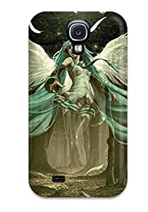 Galaxy S4 Case Cover With Shock Absorbent Protective EackrgG9237avCzD Case