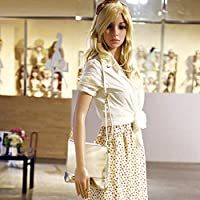 Display Vividly Modeling Female Full Body Mannequin Plastic Realistic Dressmaker Designer Various Stylish Commercial Boutique Shop Clothing Store Ideal for Dress, Underwear