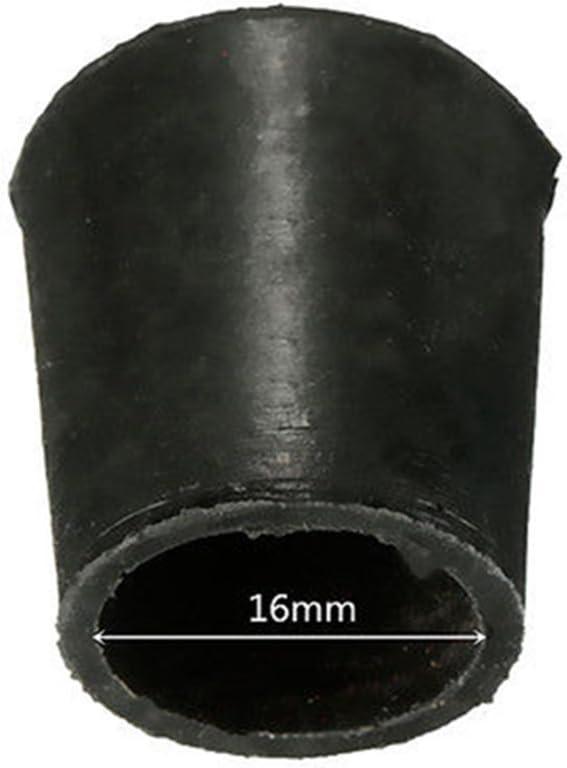 Juego de 4 tapones protectores de goma para patas de muebles, antiarañazos 50 mm As Picture Show: Amazon.es: Hogar