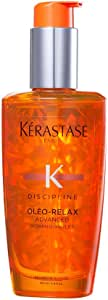Kerastase Discipline Oleo-Relax Advanced Control-In-Motion Oil (Voluminous and Unruly Hair) 100ml