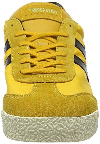 Yb Giallo Black Gola Nylon Harrier Uomo Sun Sneaker AZg4pw