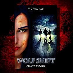 Wolf Shift: The Alternate World of Kiera Hudson