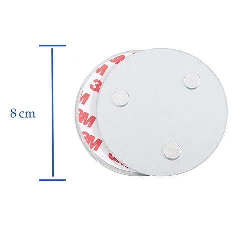Hmtool Detector De Humo Magnético Herramienta De Instalación ...