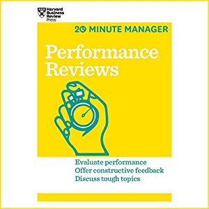 Performance Reviews Audiobook