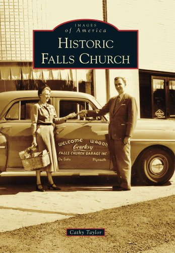 Historic Falls Church (Images of America)