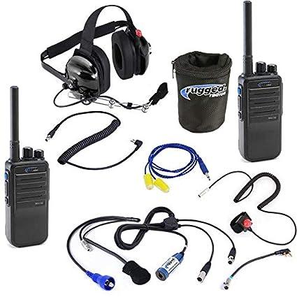 Amazon com: Rugged Radios OFFROAD-RDH-16-V VHF Off Road