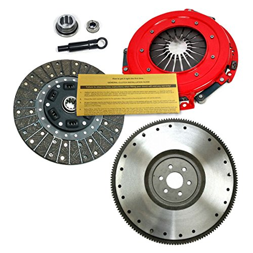 Oe Flywheel - EFT STAGE 2 CLUTCH KIT & OE FLYWHEEL FOR 86-95 FORD MUSTANG GT LX COBRA SVT 5.0L V8