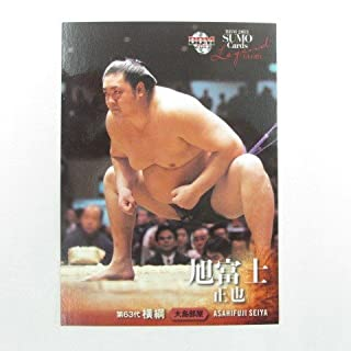BBM2013大相撲カード/レジェンド-GLORY-■レギュラーカード■07/旭富士/横綱