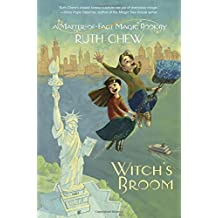 A Matter-of-Fact Magic Book: Witch's Broom (A Stepping Stone Book(TM)) by Ruth Chew (2015-08-25)
