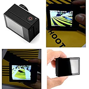 SHOOT 2'' LCD Non-touch Screen for GoPro HERO 4/3+ Action Camera