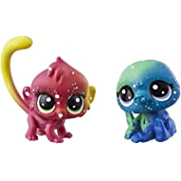 Littlest petshop - Collection Galaxie - 2 minis petshops n°1