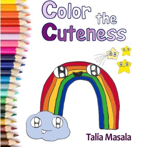Download Color the Cuteness pdf