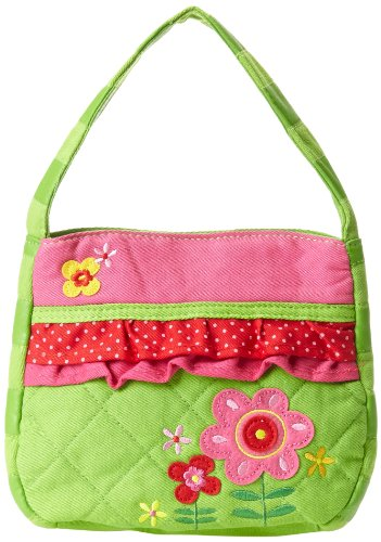 Stephen Joseph Quilted Purse, Flower