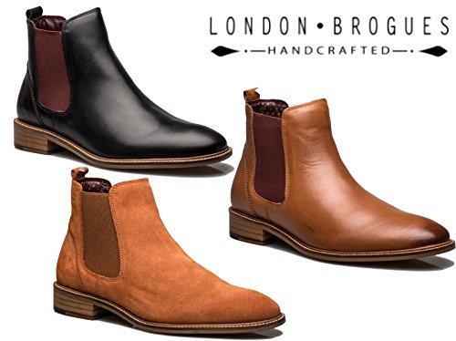 Brogues Uomo Skin Classic London Stivaletti 4dvUcwq