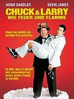 Filmcover Chuck und Larry - Wie Feuer und Flamme