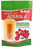 Amafruits 10 Bag Bundle of Acerola Fruit Puree offers