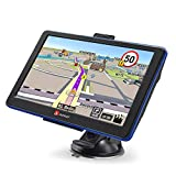 GPS Navigation Car Portable GPS Navigation System 7 inch Capacitive Touchscreen Built-in 8GB FM MP3 MP4 Sat Nav Lifetime Maps