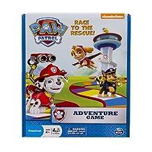 Nickelodeon Paw Patrol Adventure Board Game