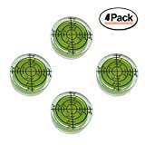 32mm Circular Bubble Spirit Level by GFNT for Tripod, Phonograph, Turntable Etc