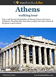 Athens Walking Tour (Walking Tours Book 56)
