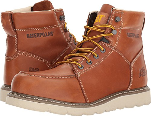 - Caterpillar Men's Tradesman/TAN Industrial & Construction Shoe, 9.5 M US
