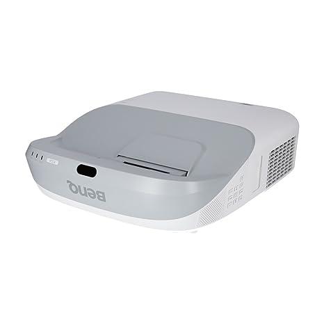 BenQ PROYECTOR MX863UST XGA 3300L 10WX2 ULTRACORTA: Benq ...