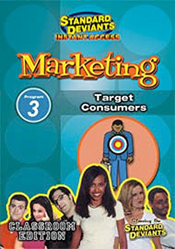 SDS Marketing Module 3: Target Consumers [Instant Access]