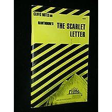 The Scarlet Letter (Cliffs Notes)