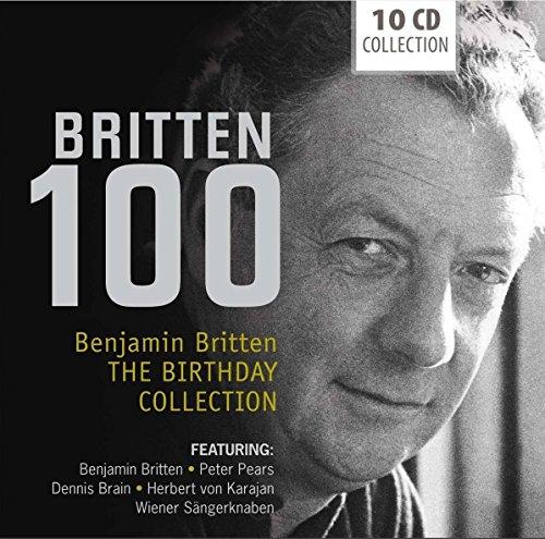 Britten 100-The Birthday Collection