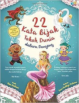 22 Kata Bijak Tokoh Dunia Dalam Dongeng Indonesian Edition