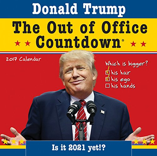 Donald Trump Office Countdown Calendar product image