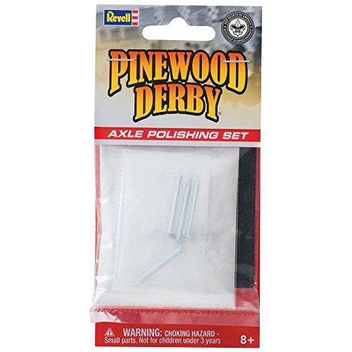 Juego de pulido de eje Derby Revell Pinewood