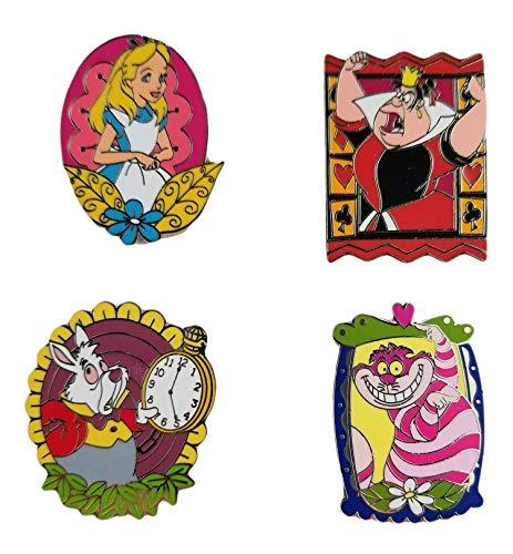 Disney Pin - Alice in Wonderland Starter Set