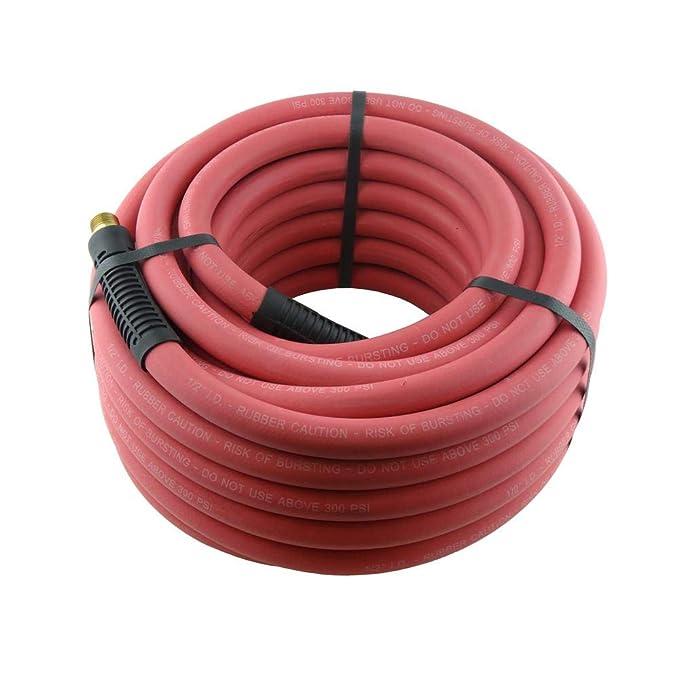 "ViperFlex 24426 1//2"" x 25FT Hybrid Polymer Air Hose 1//2-Inch by 25-Foot"
