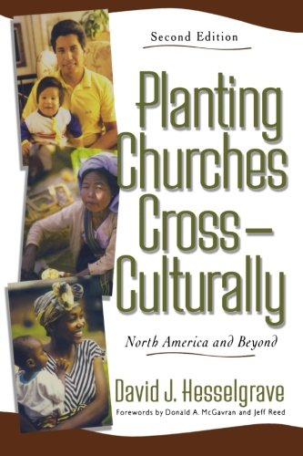 Planting Churches Cross Culturally